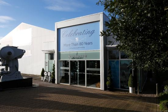 Newbridge Silverware Visitor Centre